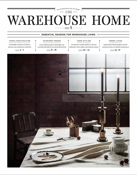 Warehouse Home / Fall 2016