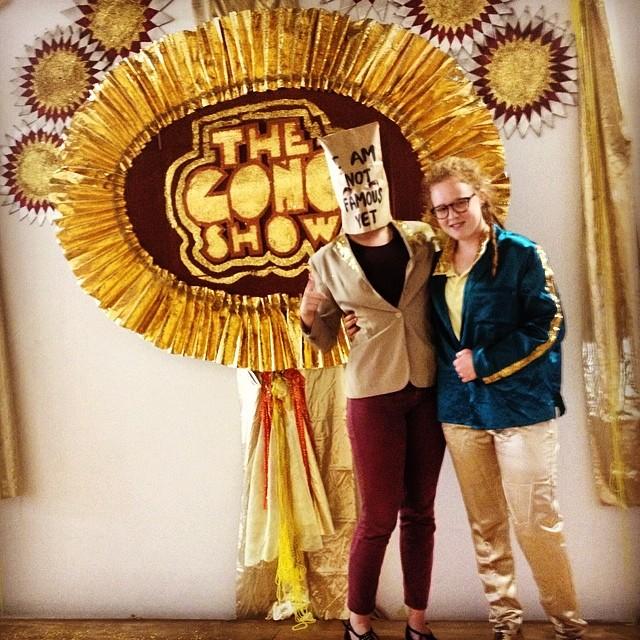 The Unknown Comic & Gene Gene the Dancing Machine