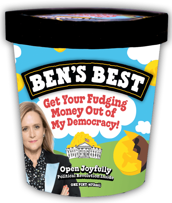 Ben & Jerry's Limited Edition Ice Cream -