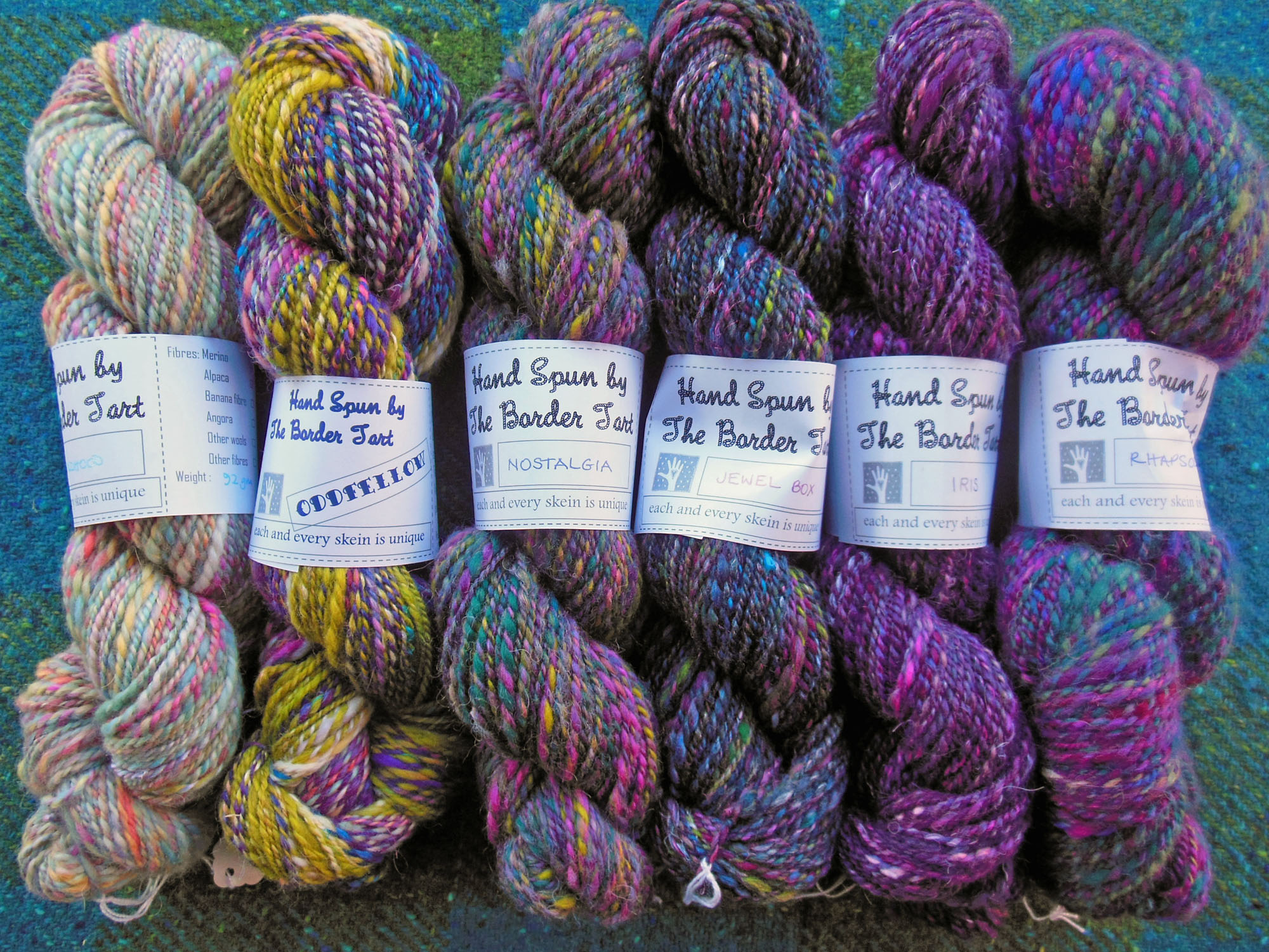 yarns Jan 3
