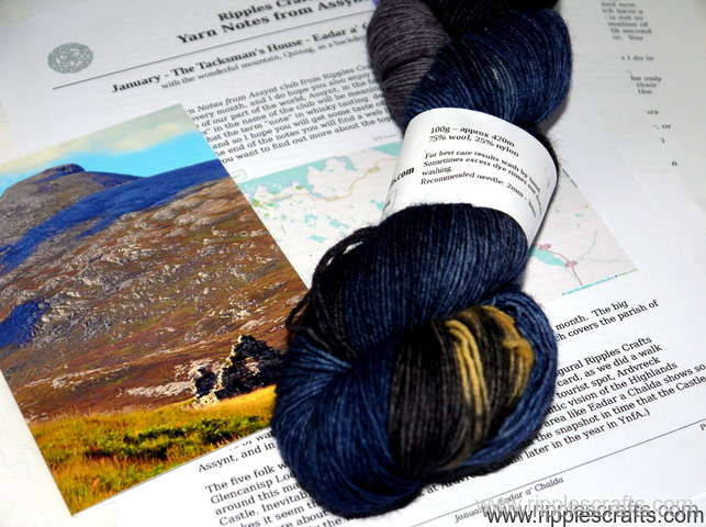 Yarn Notes from Assent