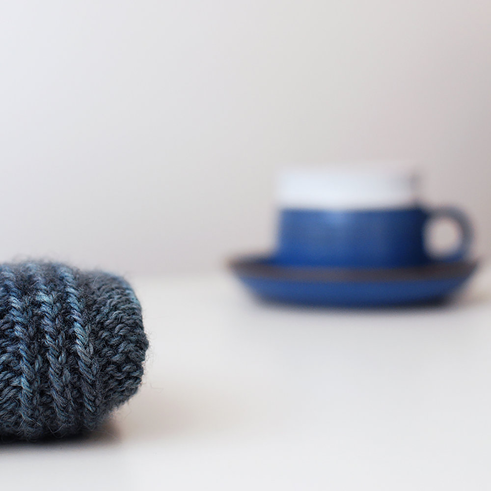 Ginger Twist Studio: The Tea Club | Love tea and knitting in equal measures? Pop along to Ginger Twist Studio at EYF2017 to chat about our fabulous new yarn club, we can't wait to share details with you.