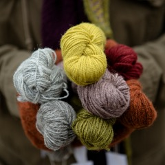Tukuwool: Tukuwool is made in Finland with passion and love – using only Finnish wool. The high quality wool together with the carefully selected colors give our yarn soul and meaning. You have to feel it yourself.