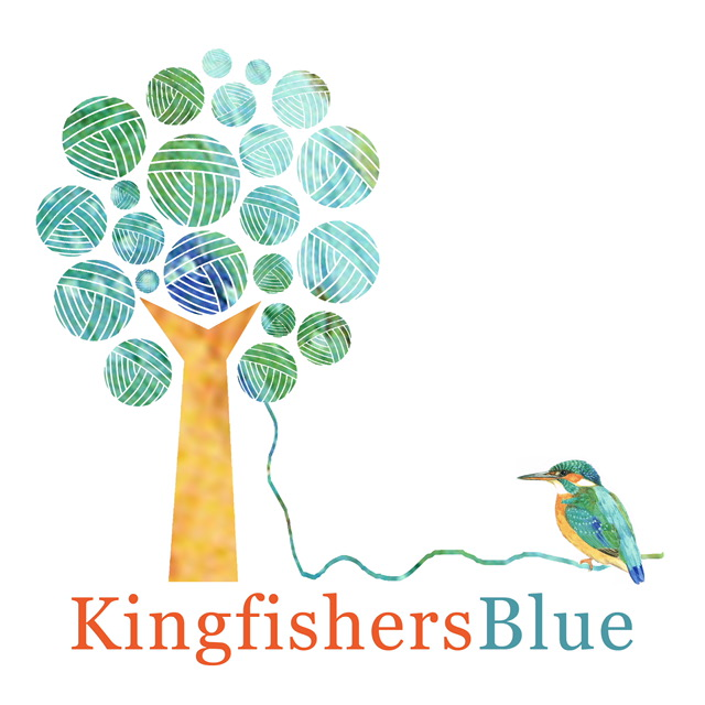 KingfishersBlue: Kingfishersblue will have a variety of yarns, patterns and accessories to suit your taste, ability & pocket.