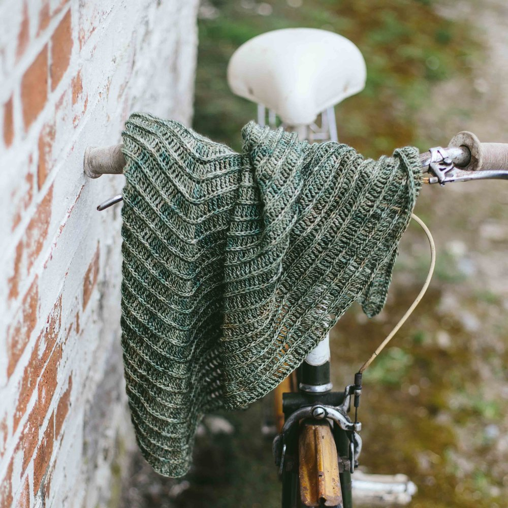The Crochet Project: We will be launching our newest collection, The Shawl Project: Book 3, at EYF. It will include 5 new designs, full of colour, interest and the wearability you expect from The Crochet Project.