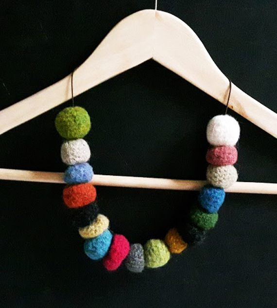 Crochet Bead Necklace with Carol Meldrum - Saturday 11th March at 1.30pm