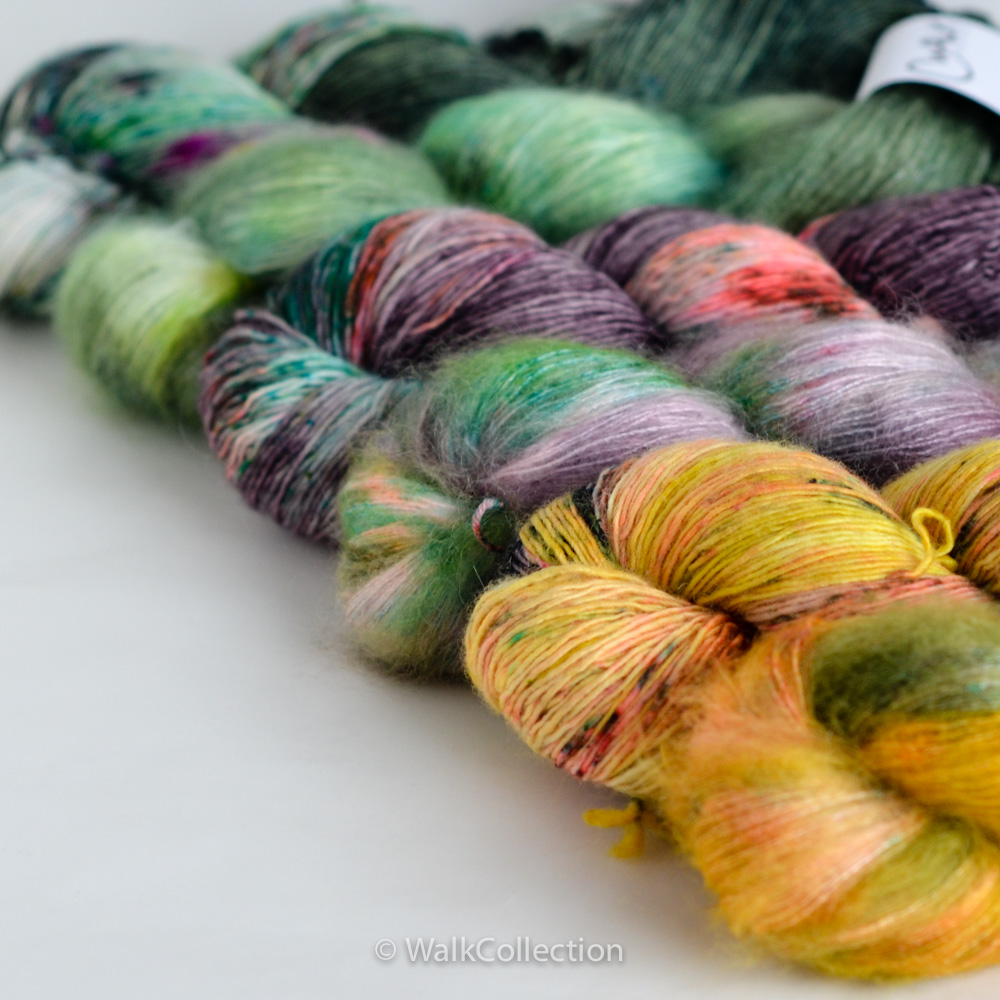 Walk Collection   @walkcollection is looking forward to sharing their passion for colour and texture with you  at EYF.