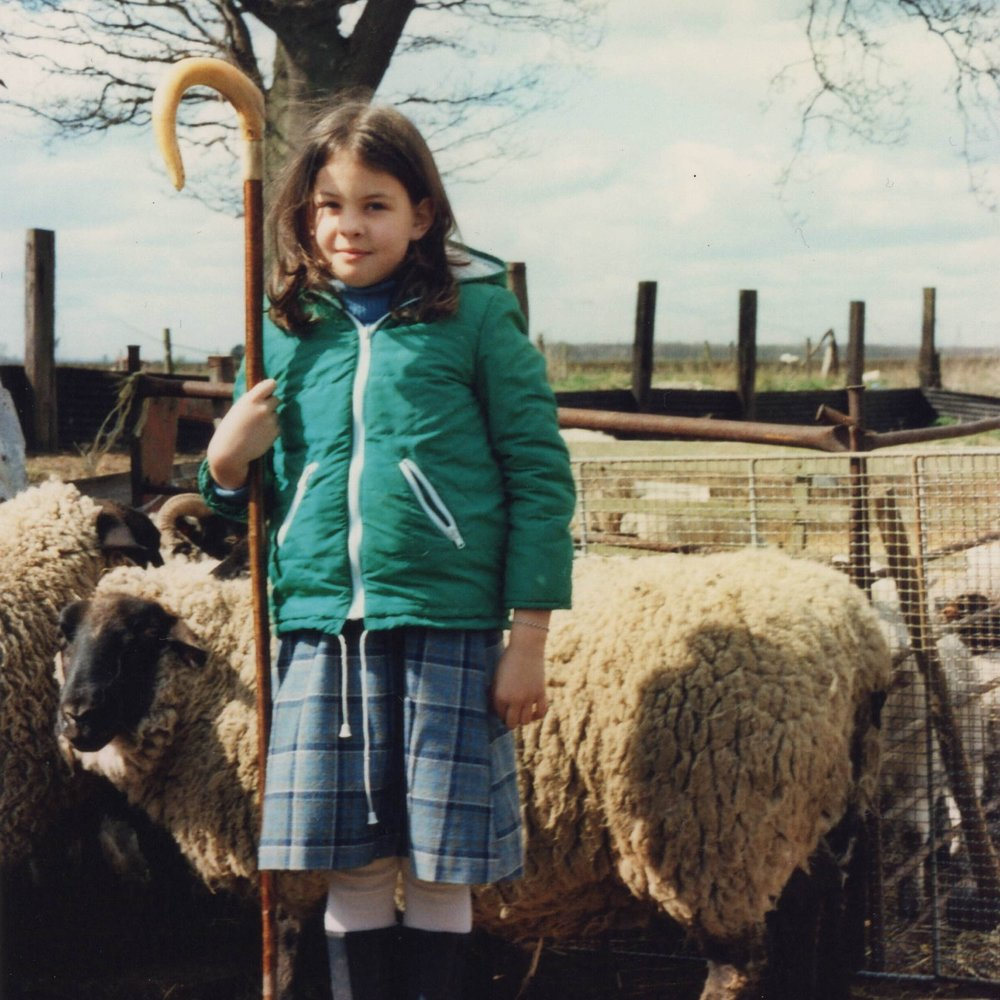 Daughter of a Shepherd Surrounded by sheep from an early age, Daughter of a Shepherd, Rachel Atkinson, returned to her roots in 2015 to spin the fleece from the flock of Hebridean sheep shepherded by her Father on Escrick Park Estate in North Yorkshire. The original project has paved the way for many more creative collaborations based firmly in the British wool industry with the aim of supporting sheep farmers, small producers, manufacturers and employers.