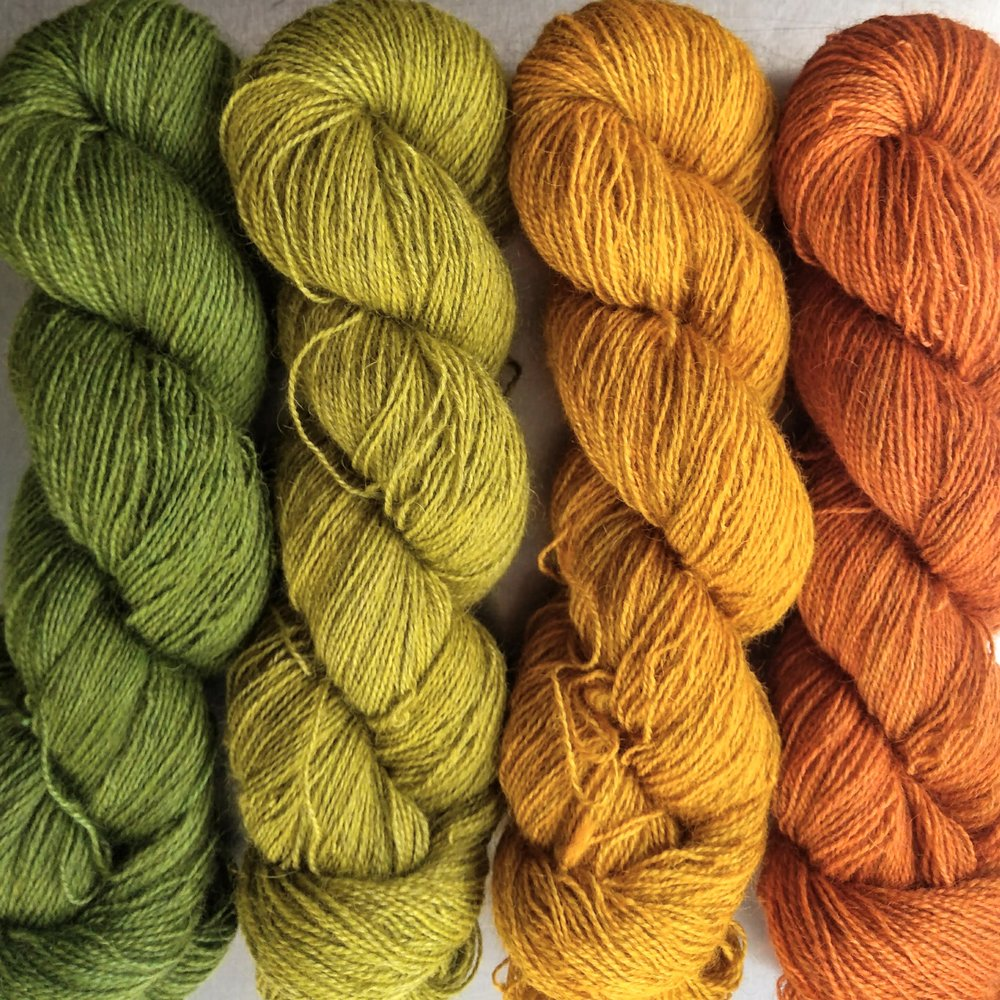 TRISKELION YARN  Triskelion Yarn will launch the new Pryderi yarn range at EYF. Pryderi is a pure, unadulterated British BFL in 4-ply, sport, DK and worsted weights, and in a range of over 20 colourways. We'll also be bringing our Scylfing Sock (a no-nylon BFL/Gotland) and new Scylfing Aran, our Arthur Wensleydale 4-Ply and DK, plus lots more!