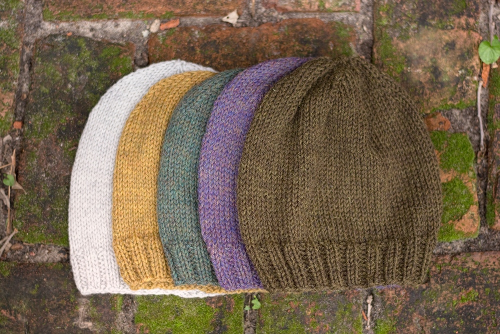 Easy Knitted Hat Patterns For Beginners : Classic Knit Hat   Little Grey Heart