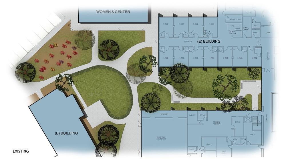 Womens Center Hardscape Replacement Plan 11x17 existing (3).jpg