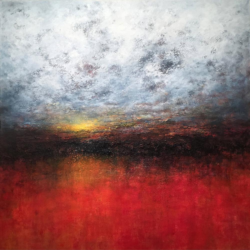 Rebecca Last,Studies in Light & Energy, Northumberland, 2016.
