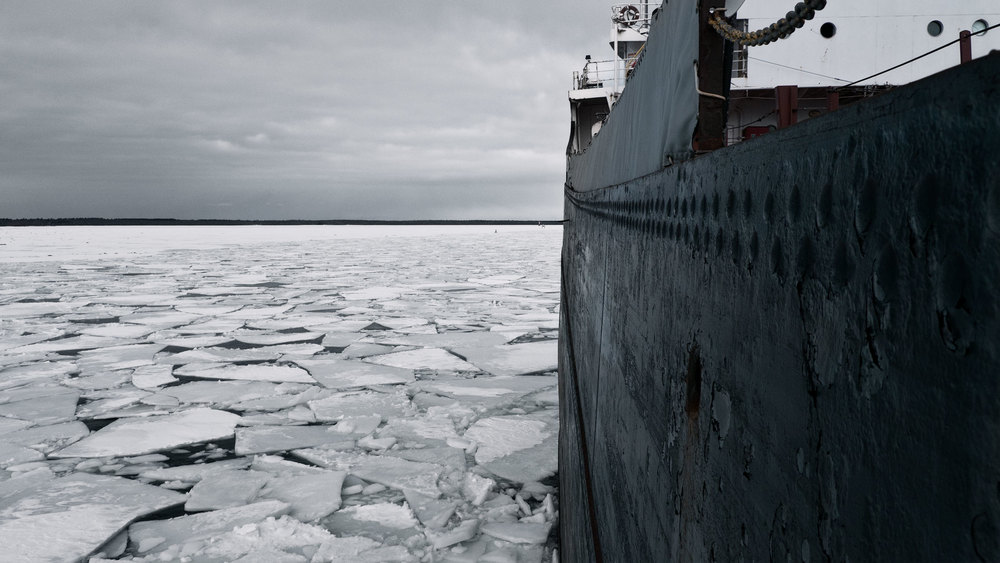 Victoria Piersig, Leaving the Soo, 2013.