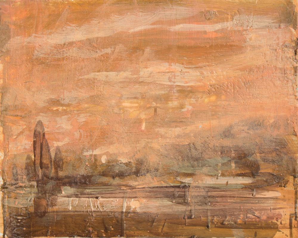 Tony Scherman, Ciao Gaia, 2016, $10,000