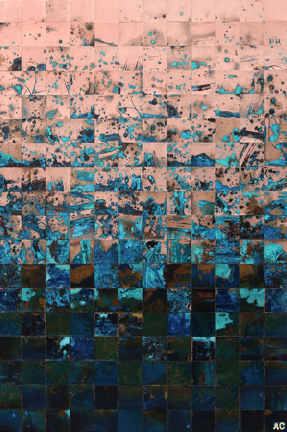 Adam Colangelo, Ambient No. 1, 2016, $2,150