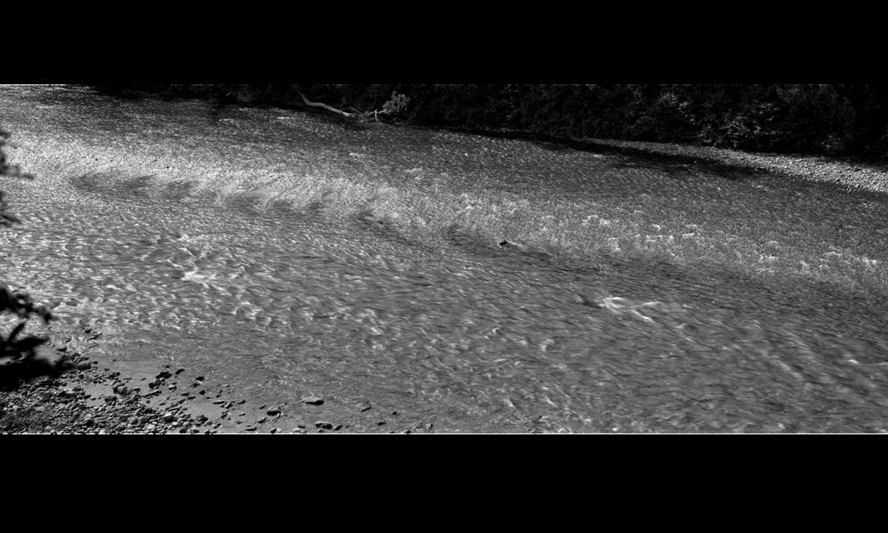 Thaddeus Holownia, Bonaventure River, PQ, 2004, $2,500