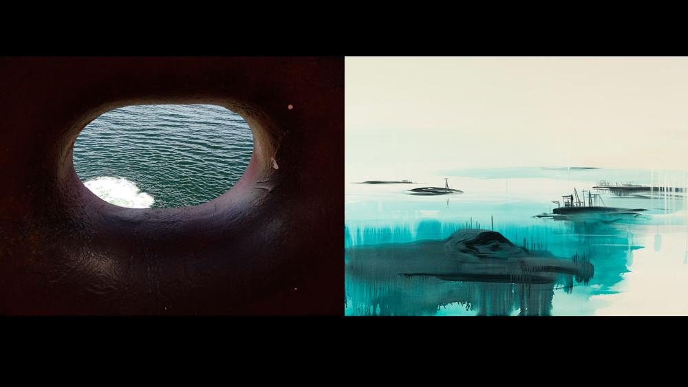 Wanda Koop, SEEWAY – Lookout, 2014, $9,500