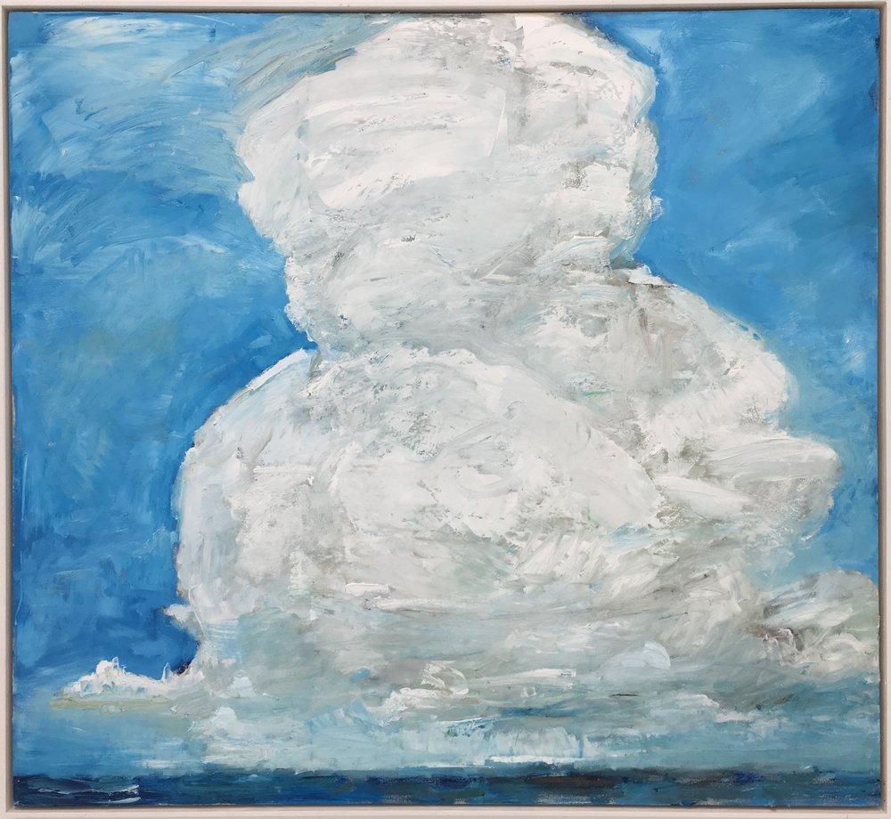 Michael Adamson,Big Cloud, 2017.