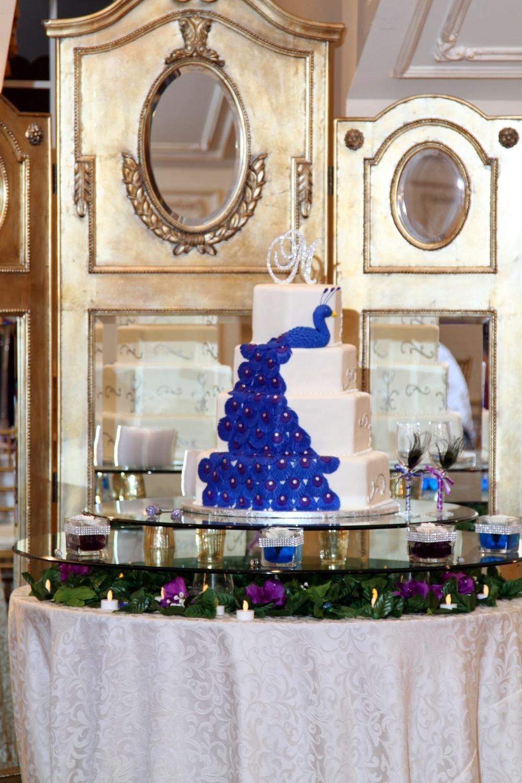 Mangum Wedding Peacock.JPG