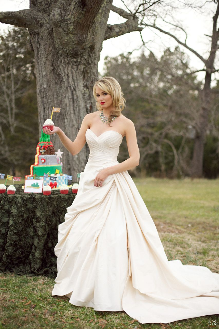Wizard of Oz Wedding | Edible Art Bakery of Raleigh