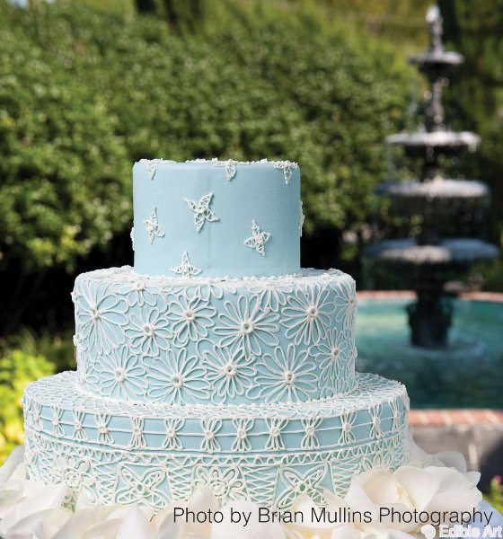 Tiffany Blue | Edible Art Bakery of Raleigh