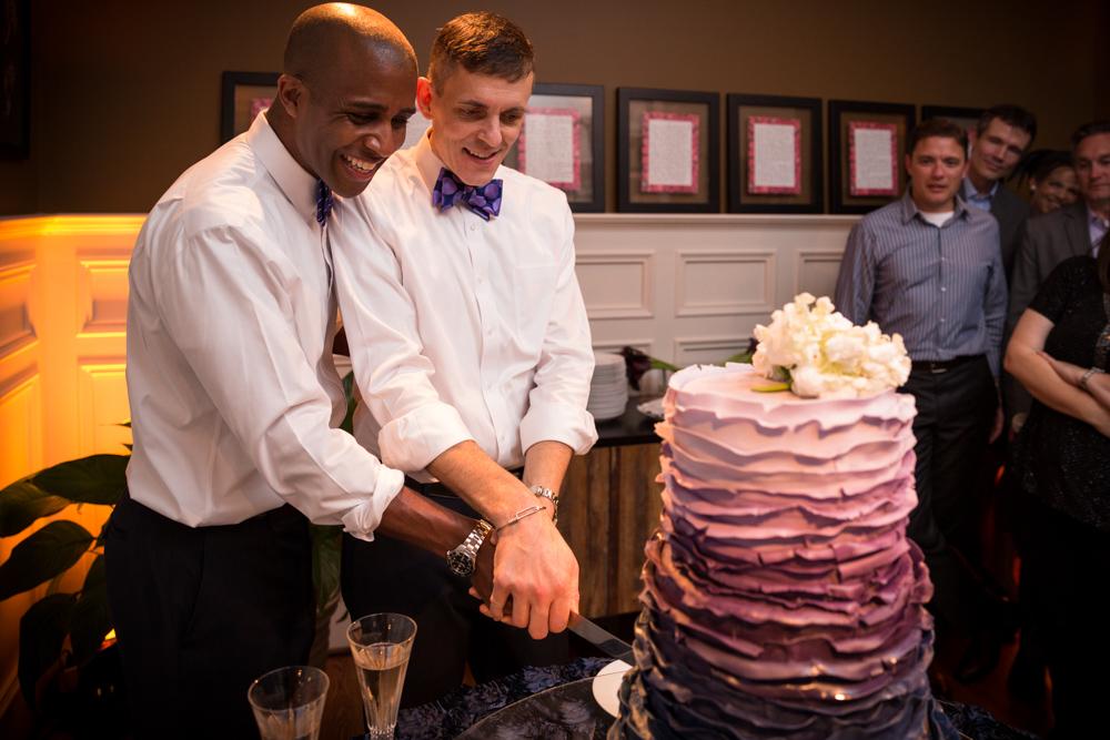 Cake Cutting  | Edible Art Bakery of Raleigh