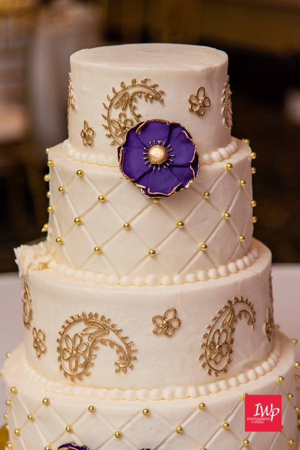 Cake Detail  | Edible Art Bakery of Raleigh