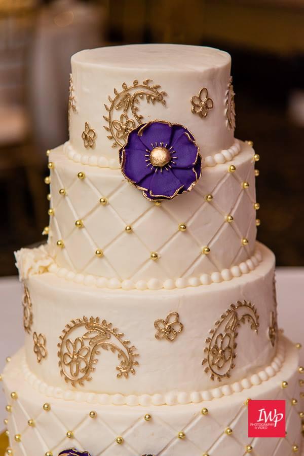 Cake Detail  | Edible Art Bakery of Raleigh