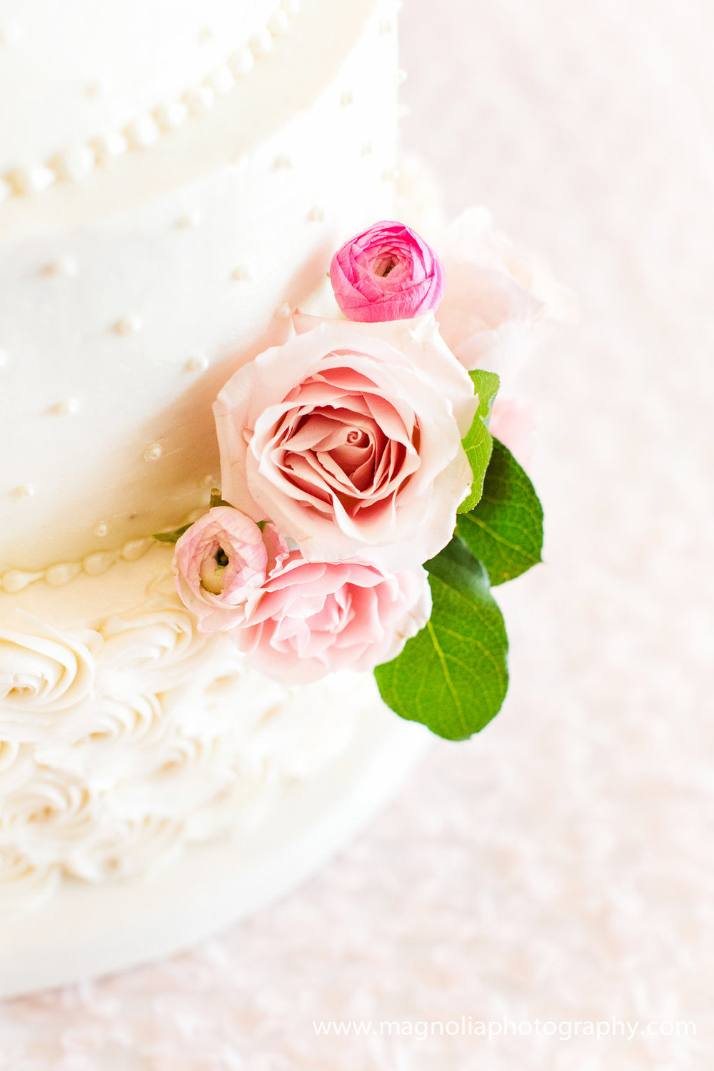 Flower Detail | Edible Art Bakery of Raleigh