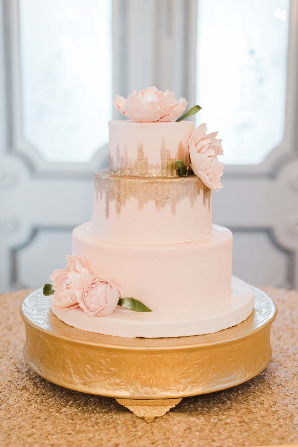Pink Cake  | Edible Art Bakery of Raleigh