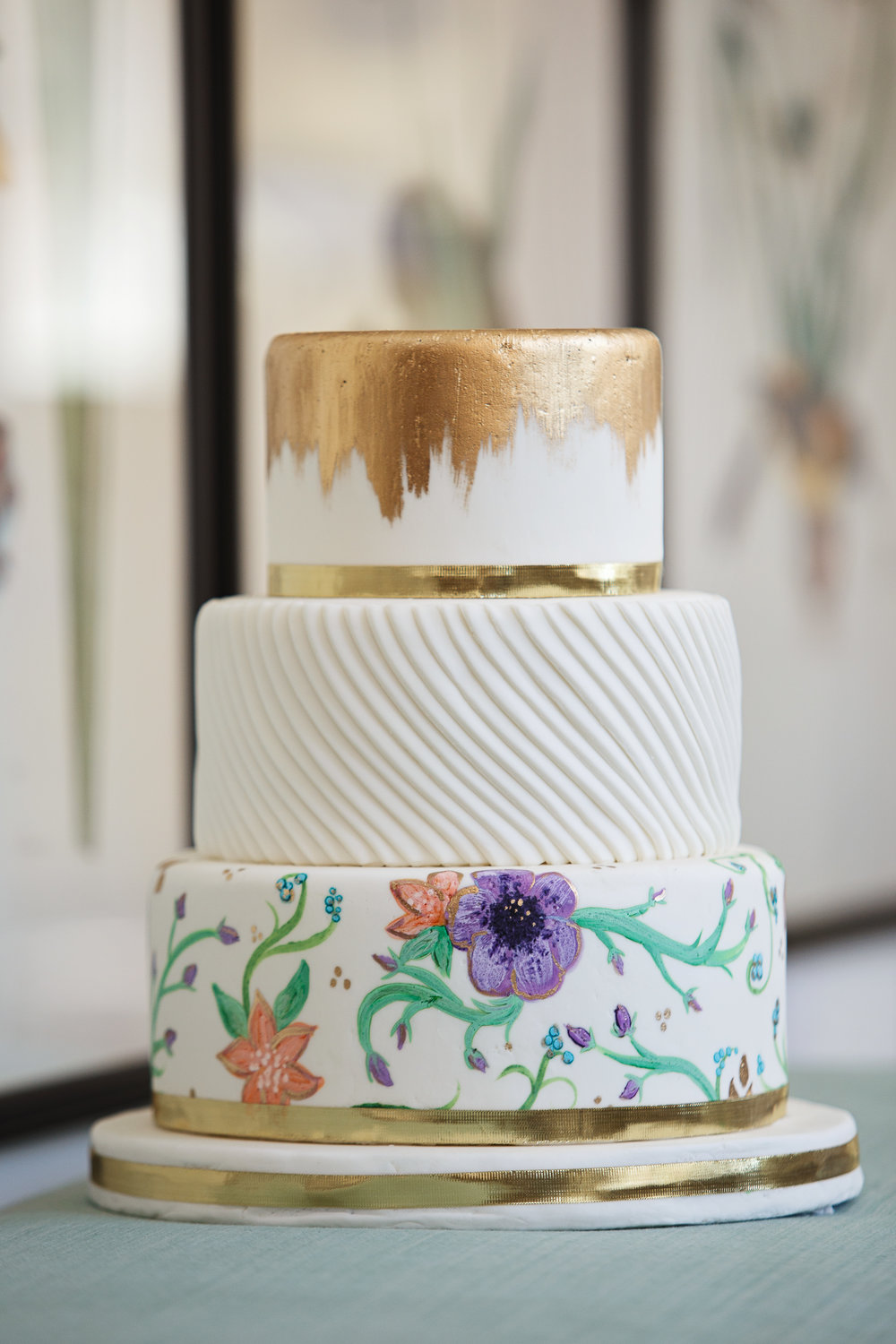 "As seen in ""Weddings Magazine""  