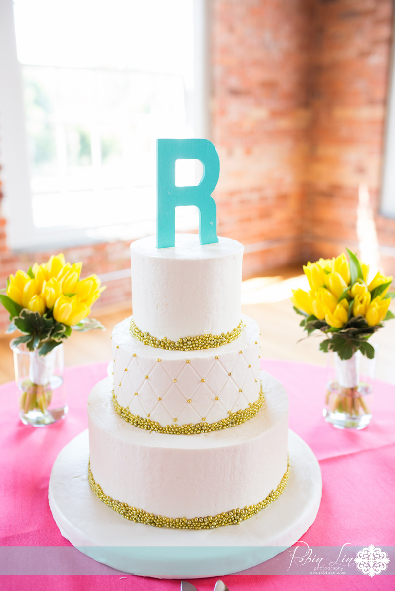 R Cake | Edible Art Bakery of Raleigh