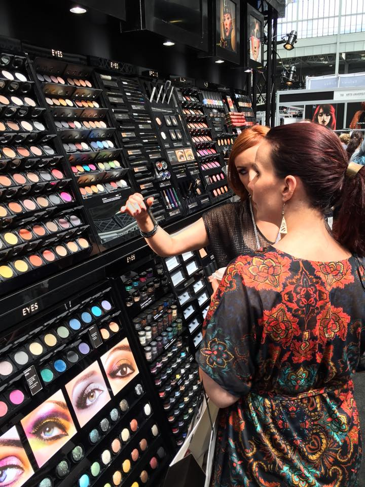 Make-up studio IMATS 2015.jpg