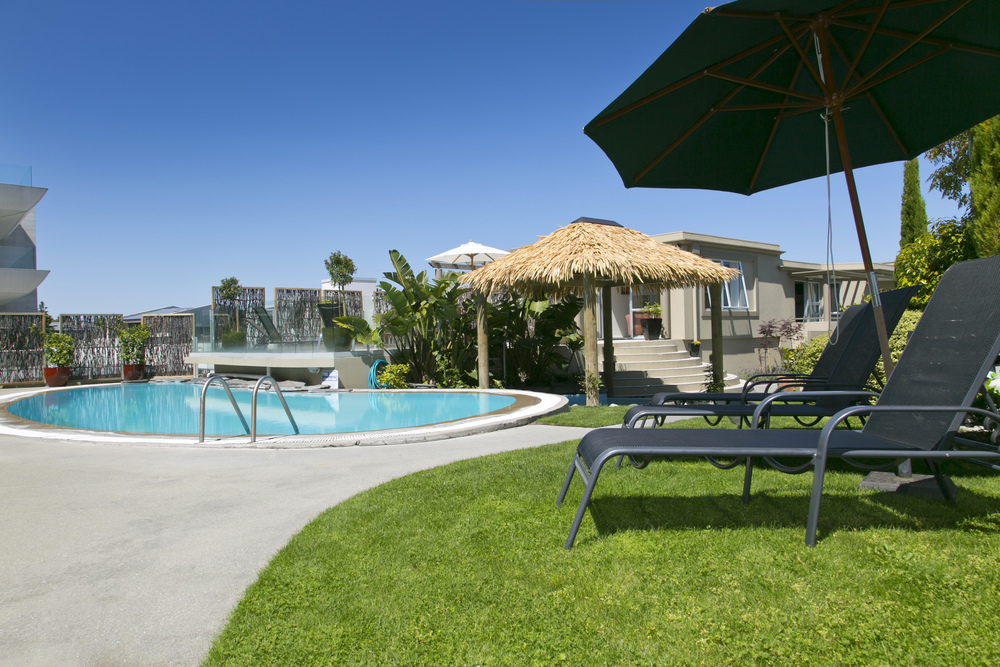 Free unlimited Wi-Fi throughout the whole property, Read about things to do in Taupo while lounging by the pool