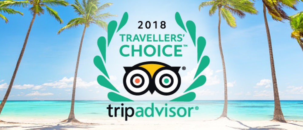 The Reef Resort was winner in the 2018 Trip Advisor Travelers' Choice Awards. We were awarded as one of the Top 25 Small Hotels in New Zealand and Top 25 Hotels for Service in New Zealand.
