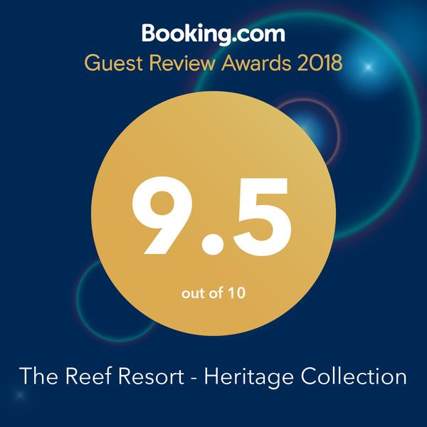 bookingdotcom award guest review award 2018