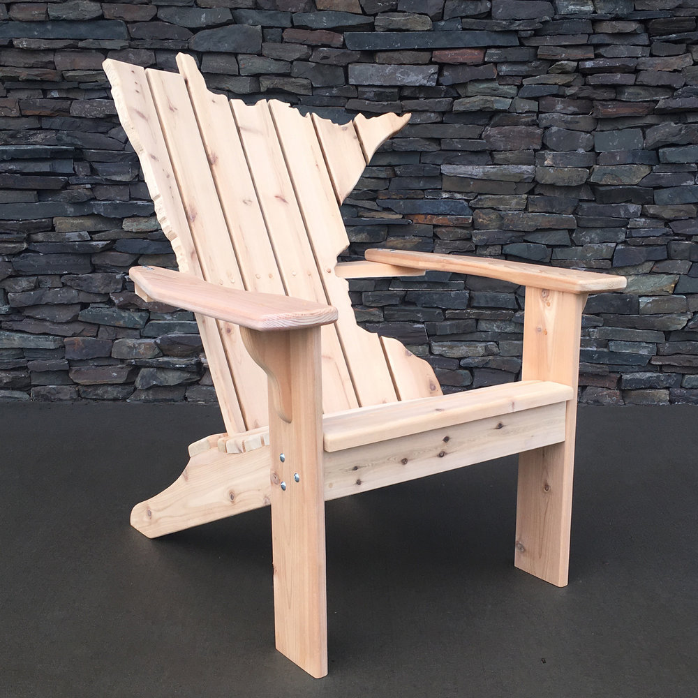 Minnesota Adirondack   $235 (as Shown   Unfinished)