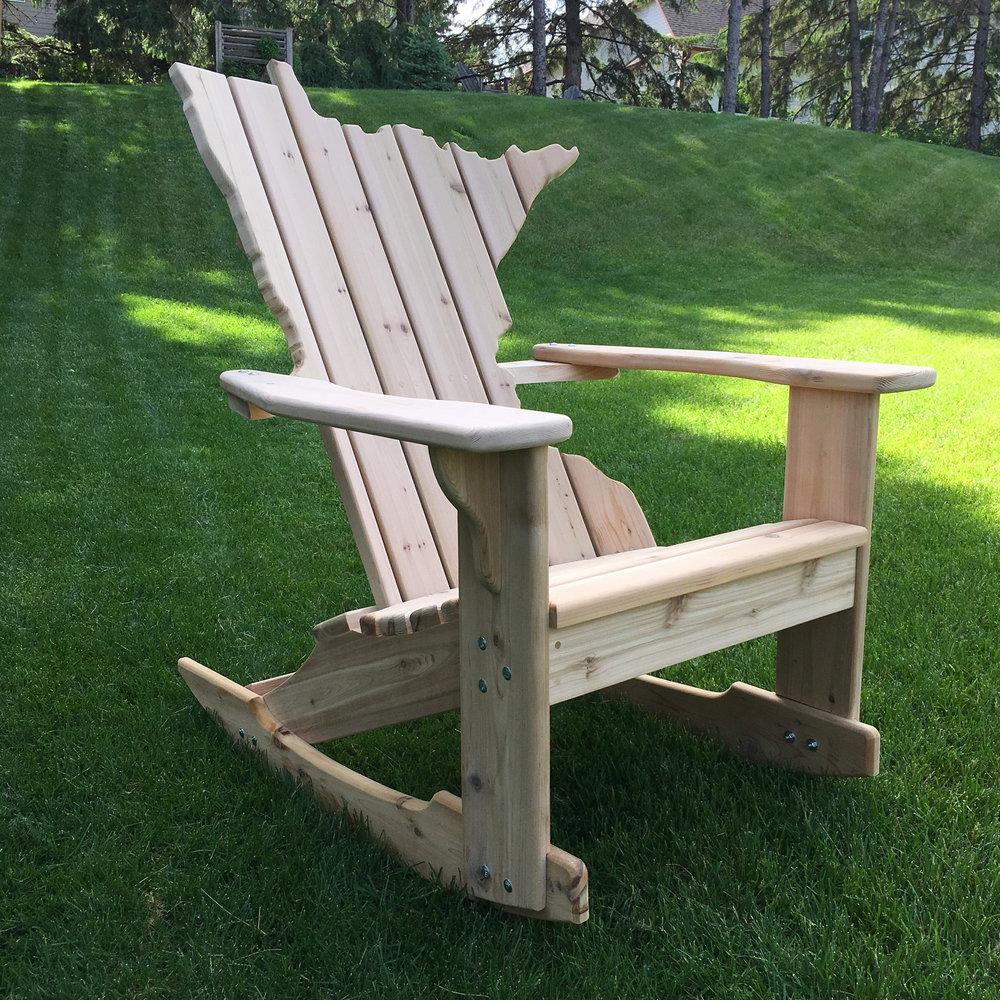 Minnesota Adirocker   $275 (as Shown   Unfinished)
