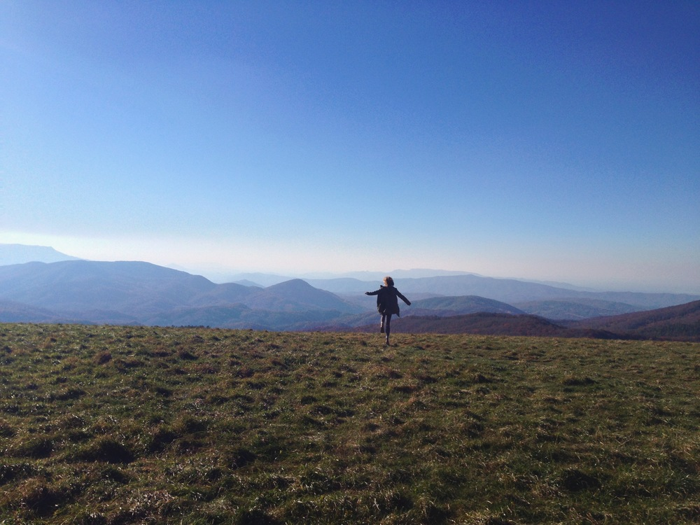 Max Patch, NC.
