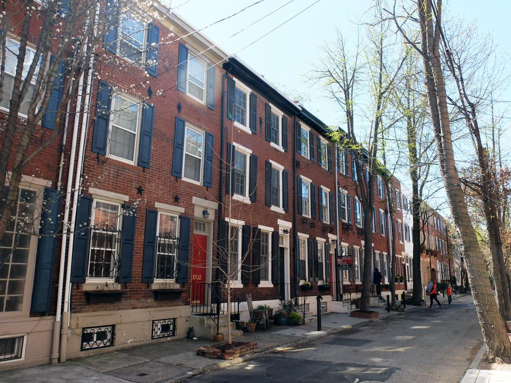 philadelphia  street