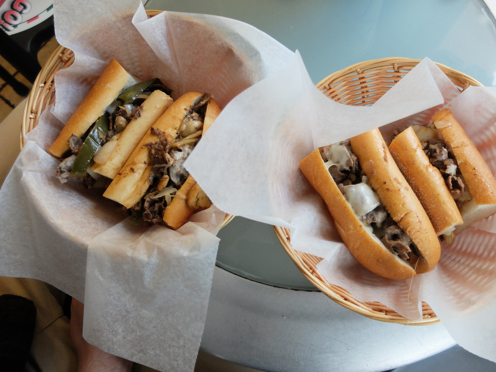 philly cheese steaks philadelphia