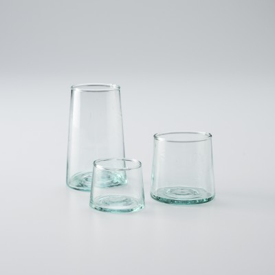 Tinted Glassware