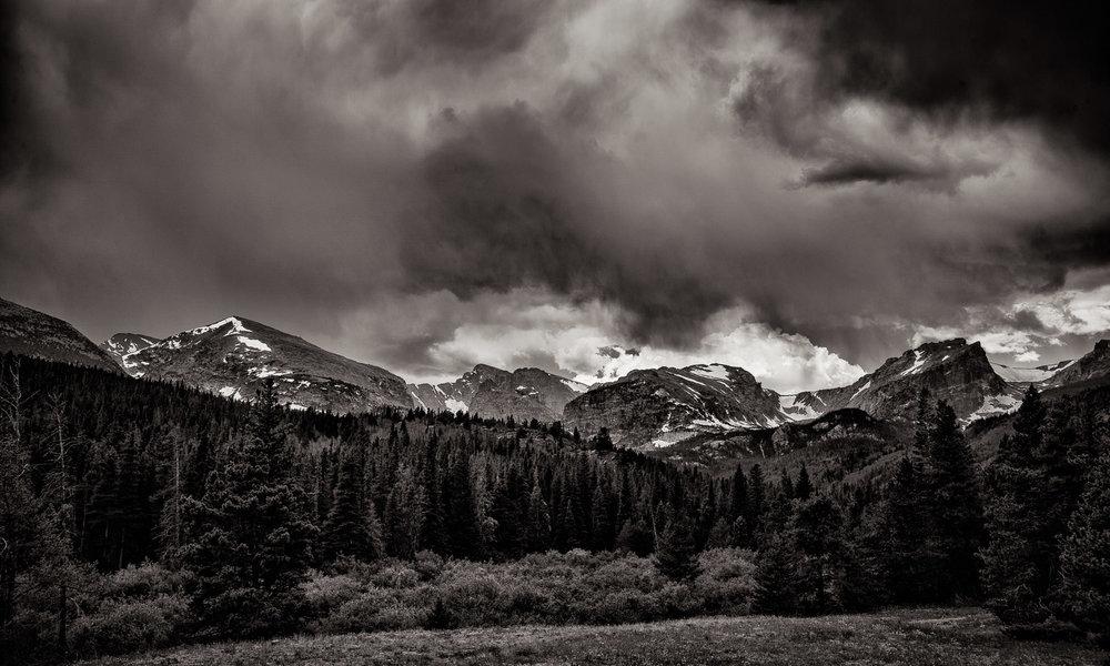 Rocky Mountain Storm 1