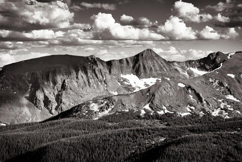 Barren Peak 1