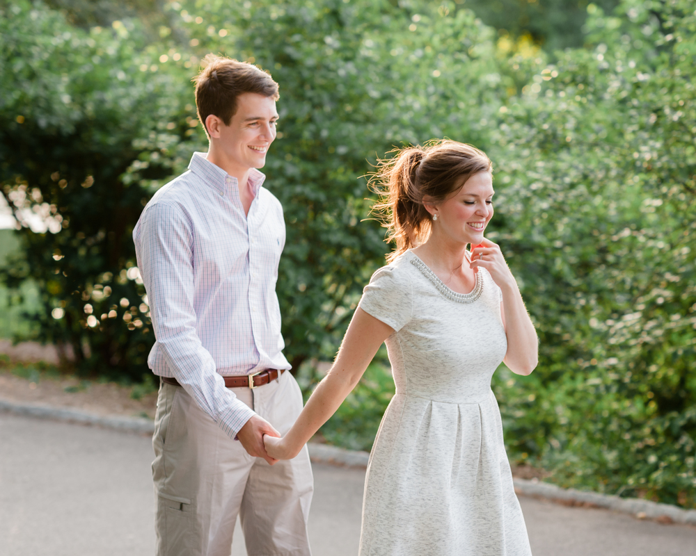 Central Park Engagement Session in New York by AndreaBellestudios.com