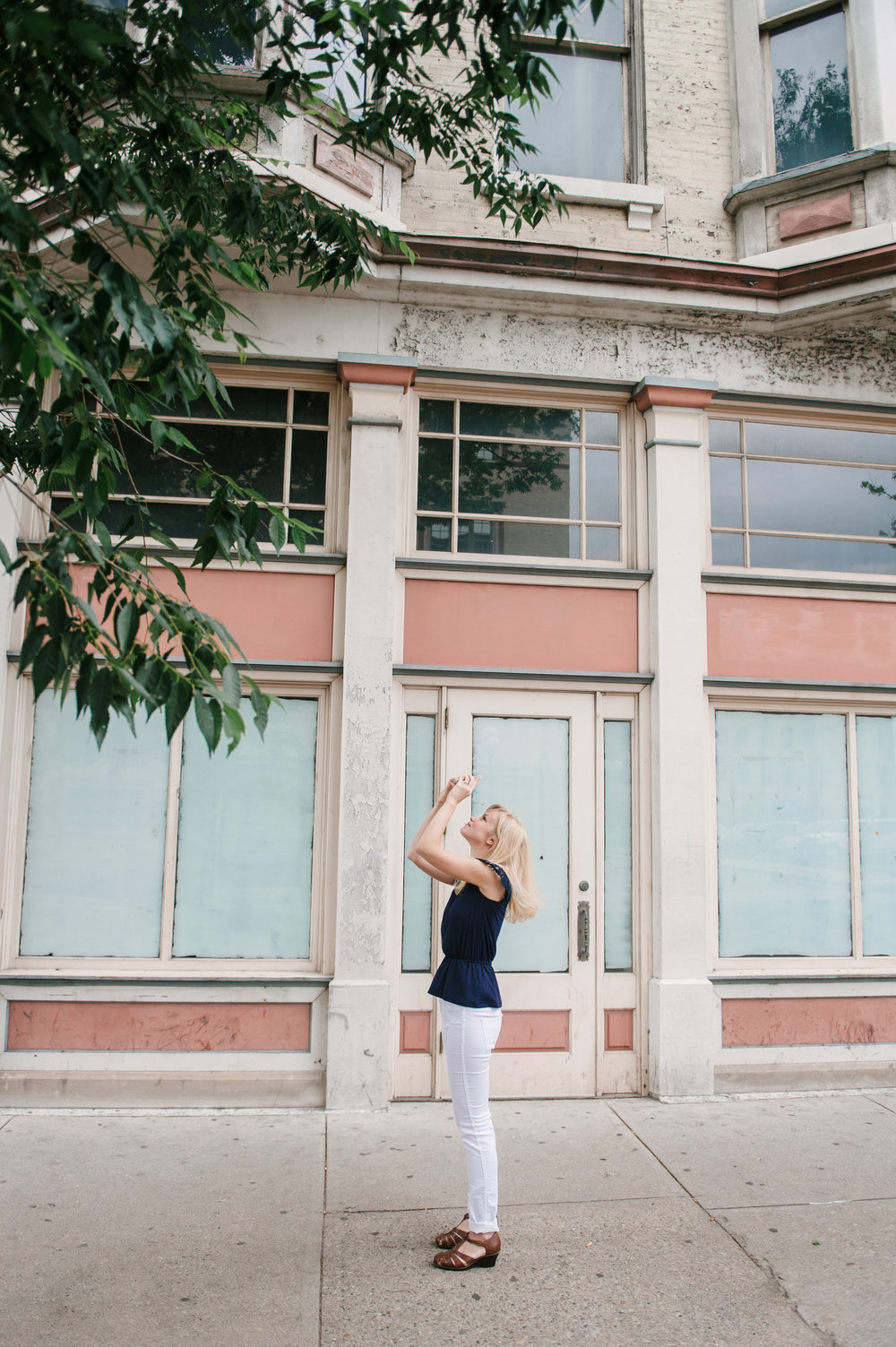 Andrea Dozier Photography in Dayton, Ohio's Oregon District