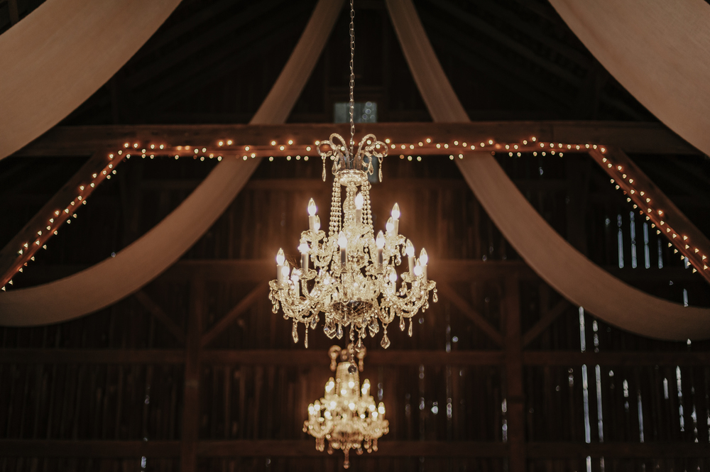 The Willow Tree Wedding and Reception Venue Barn in Tipp City, Ohio by Andrea Dozier Photography