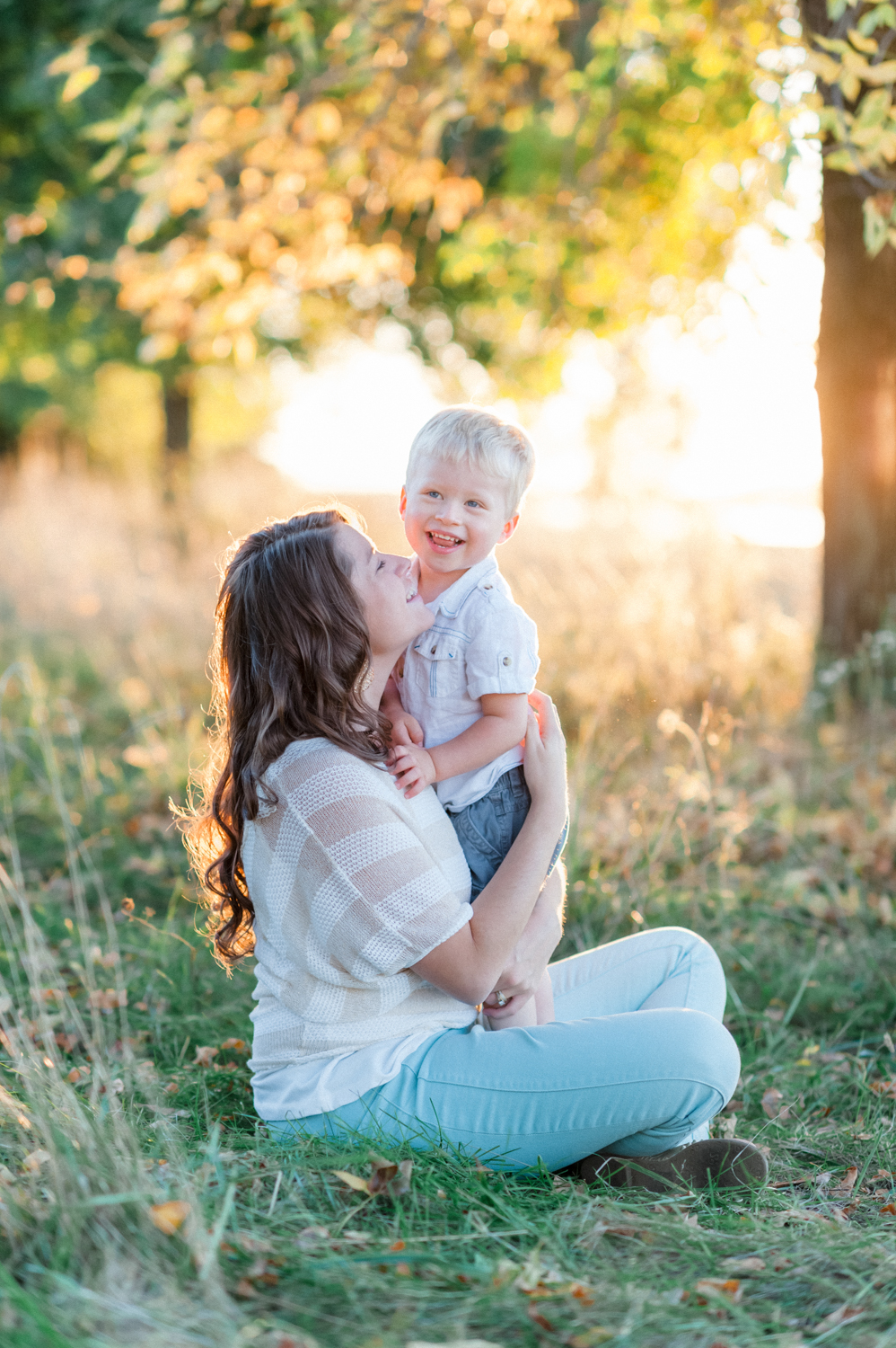 Mam and Toddler | Photography in Dayton, Ohio by Andrea Dozier