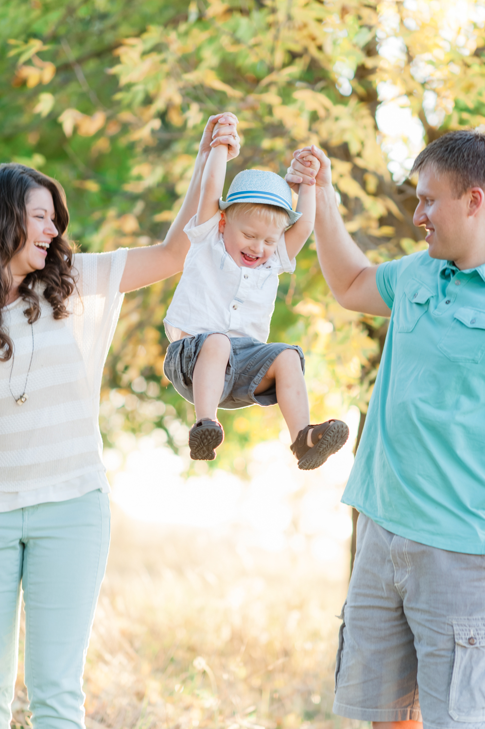 Family Portrait Photography in Dayton, Ohio by Andrea Dozier