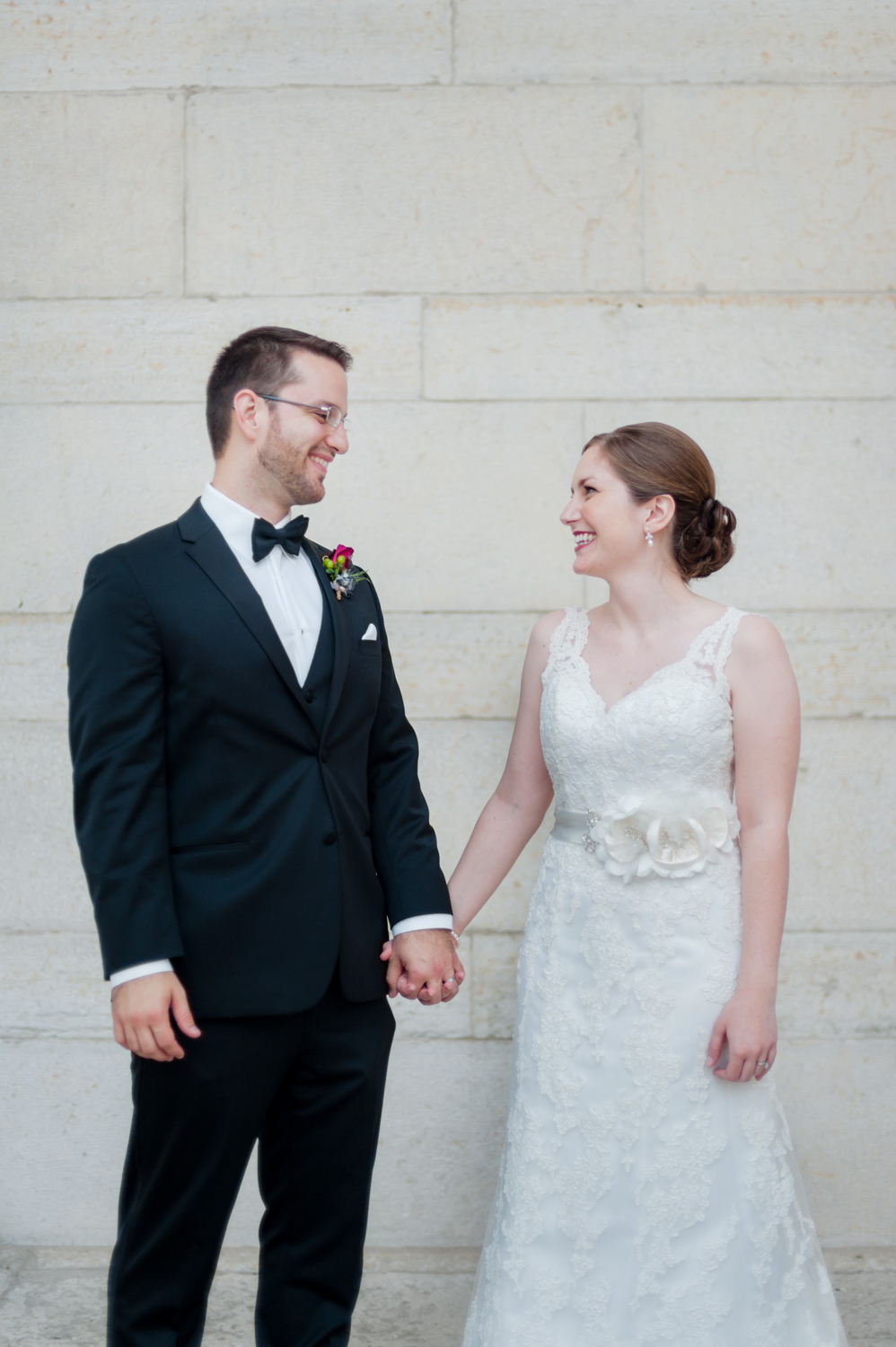 Old Montgomery County Courthouse Wedding by Andrea Dozier